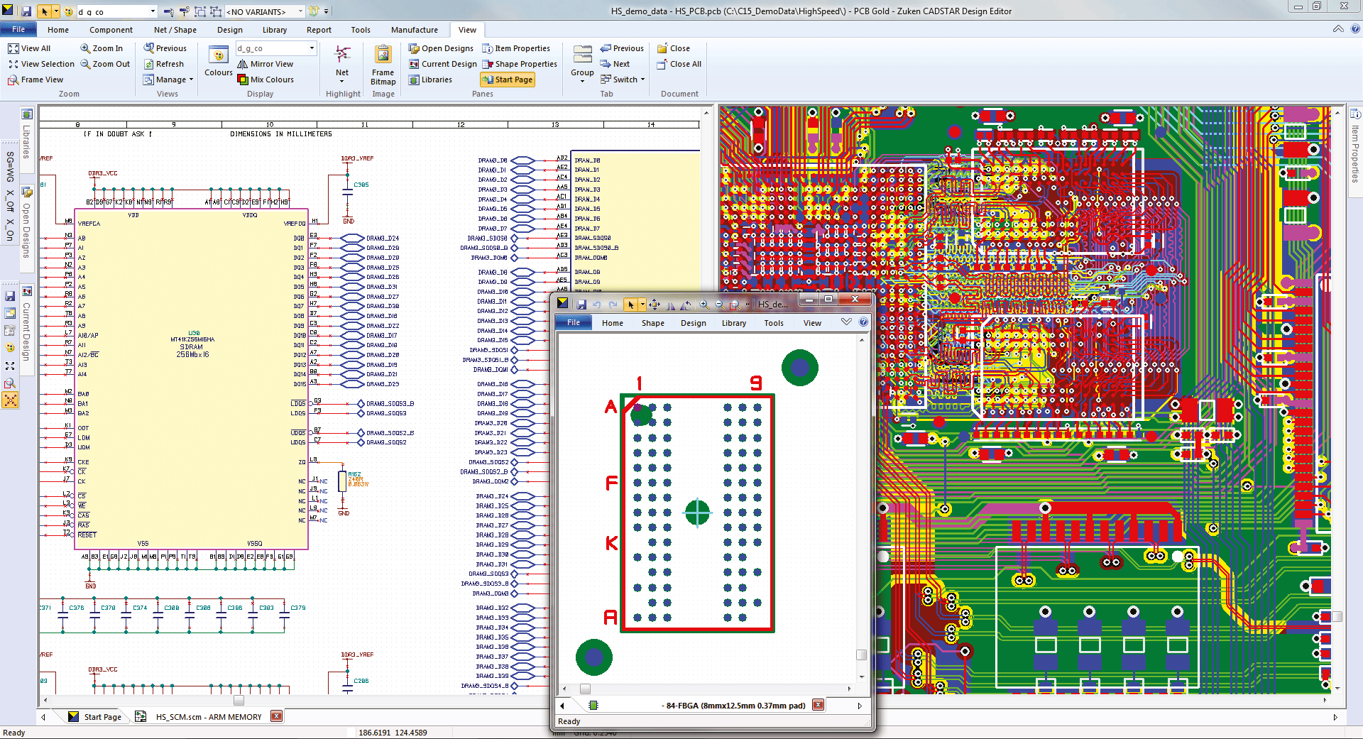 3D Promotion pcb design software cadstar basic integrated system design