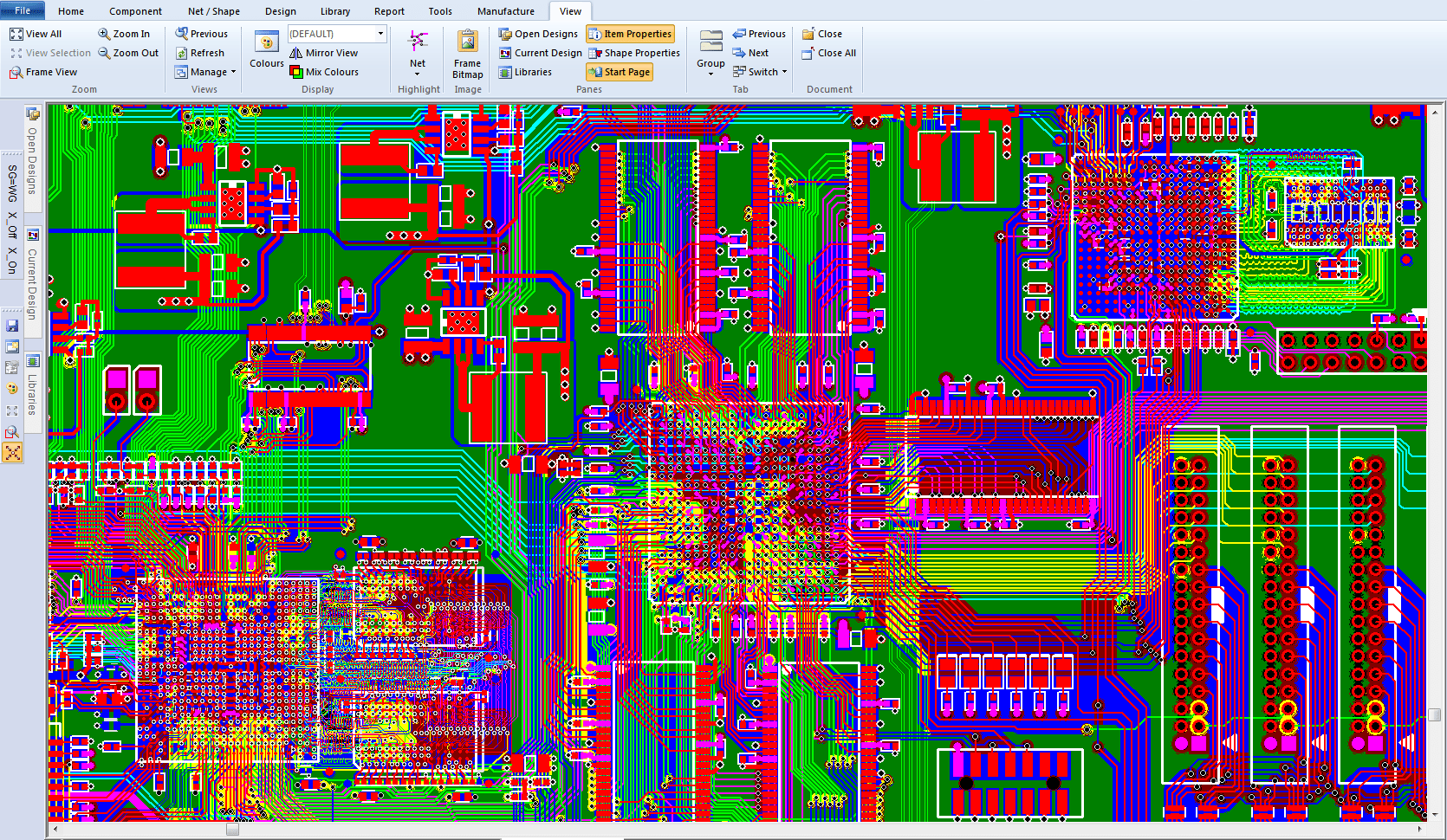 3D Promotion pcb design software cadstar professional hdi and high speed layout