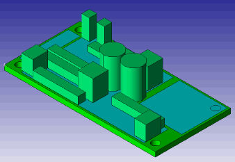pcb design software CADSTAR IDF Interface 3D housing boxes outlines