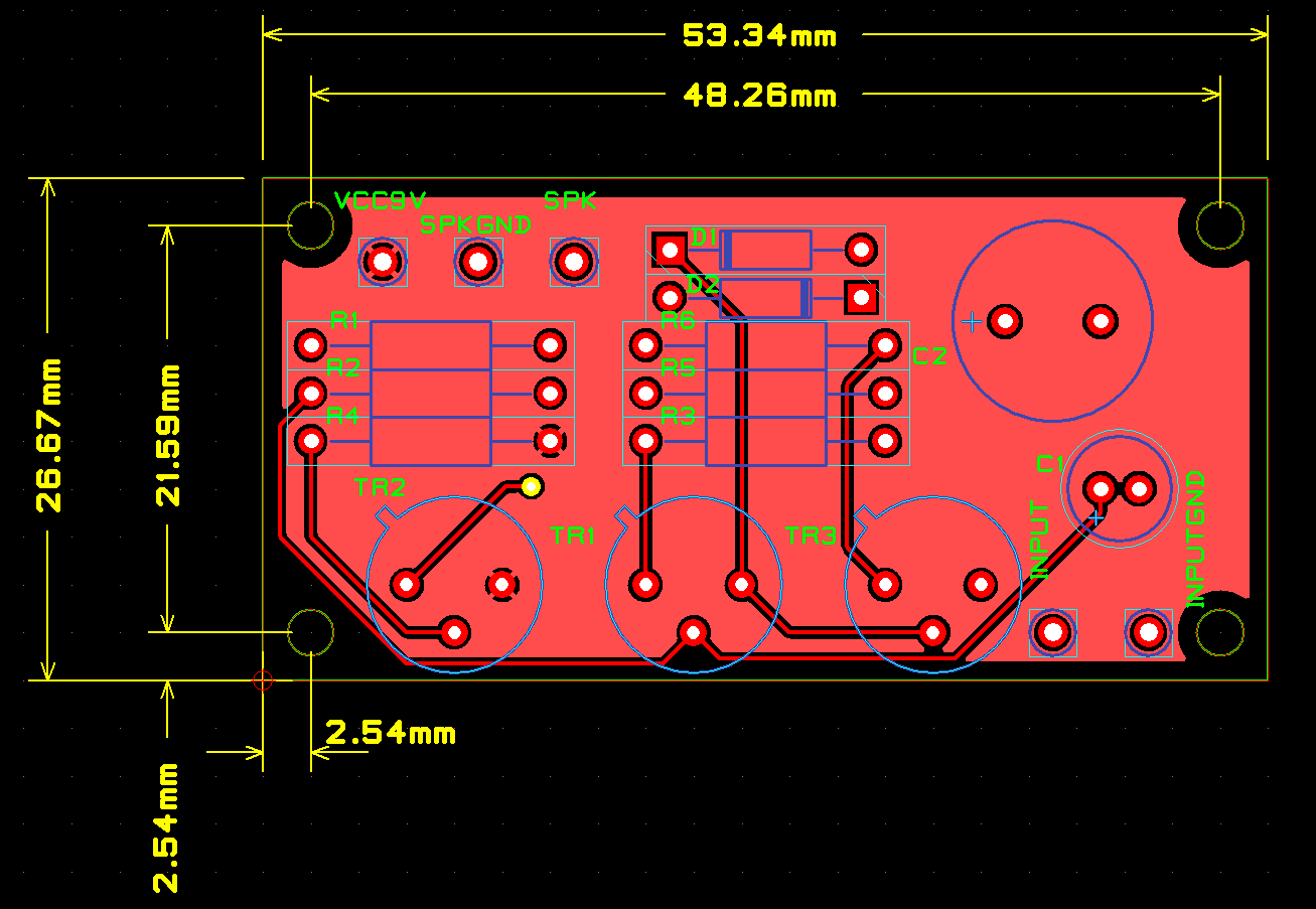 pcb design software cadstar express layout design measure